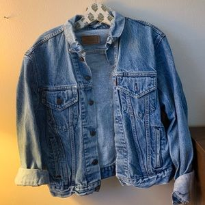 Early 80s levis jacket